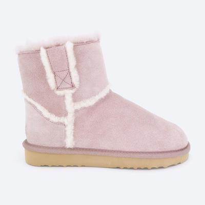 best waterproof sheepskin boots for lady