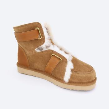 hot-sale advantageous women sheepskin boots