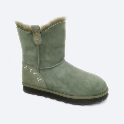high-quality sheepskin winter boots wholesale