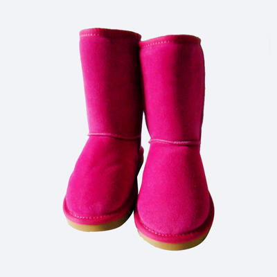 classic womens suede winter boots for wholesale